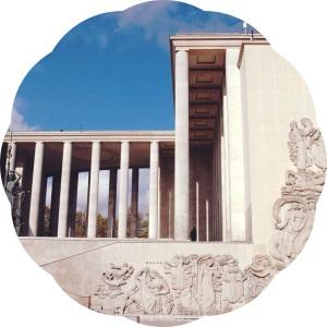 Le musée d'art moderne de la ville de Paris