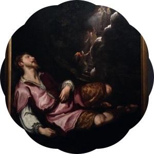 Le Songe de Jacob, Cardi, 1593.