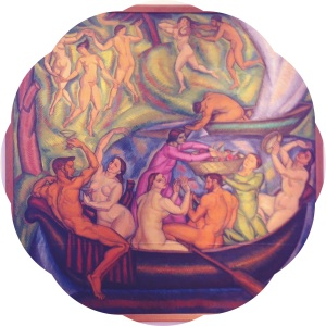Andre Lhote, La Partie de Plaisir, 1910.