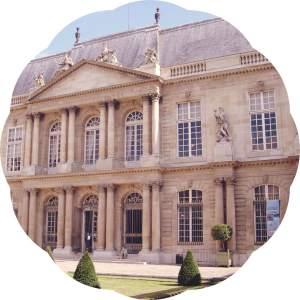 Les Musees de Paris- Archives Nationales 3