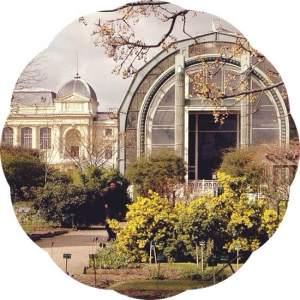 Musee de l'histoire naturelle- Les Musées de Paris- Batiment