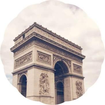 lesmuseesdeparis arc de triomphe paris